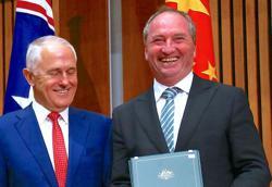 Australia's new deputy PM casts shadow over 2050 net zero emissions ambition