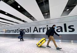 UK signals overseas travel limits will remain as Covid spreads