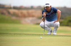 Golf-Oosthuizen has no regrets about hitting driver at 17
