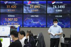 Asian markets sink as traders contemplate Fed tightening