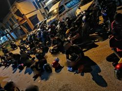 Joint op in Klang nets 38 mat rempit for racing and other road offences