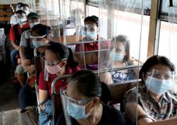 Duterte to clear confusion over face shield use this week