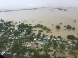 Laos: Flood recovery efforts underway in Vangvieng