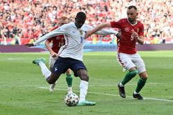 France's Dembele ruled out of Euro 2020 with injury