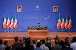 Raisi says he should be rewarded for defending people's rights and security
