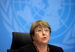 U.N. rights chief deplores abuse reports in Ethiopia's Tigray