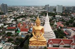 Japan to donate AstraZeneca vaccines to Thailand; Bangkok eases restrictions, reopens pools