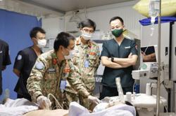 Doctors bring Vietnam's Covid-19 prevention role model to UN peacekeeping mission; 272 new cases reported on Monday (June 21)