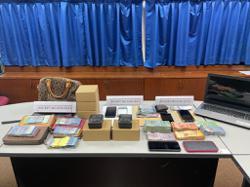 Sabah MACC bust online gambling syndicate in Tawau
