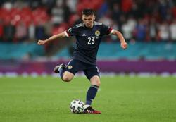 Soccer-Scotland's Gilmour tests COVID-19 positive, to miss Croatia game