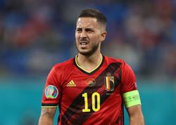 Belgium start Hazard, De Bruyne, Witsel against Finland