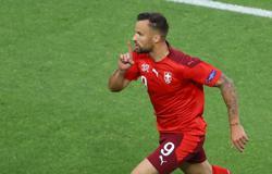 Pressure off Swiss shoulders says goal hero Seferovic