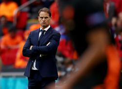 De Boer says Dutch are looking good after perfect Group C run