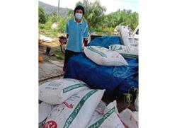 Animal food sent to unattended farms in Kuala Kangsar