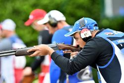 FOCUS ON-Shooting at the Tokyo Olympics