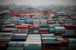 South Korea's exports post early double-digit gains