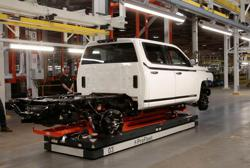 Lordstown Motors evaluates strategic partners in funding search