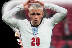 England's Foden hits back at Southgate's critics