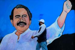 Rights group urges UN pressure campaign against Nicaragua president