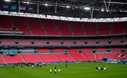 Soccer-UEFA says no plan to take Euro semis, final away from Wembley