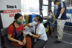 Delta variant cases raise concerns Philippines will be among last in Asia to reach herd immunity
