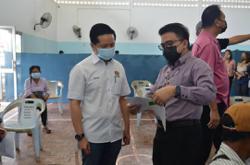 Deputy Minister: JKJAV urged to consider sending more vaccine supplies to Sabah