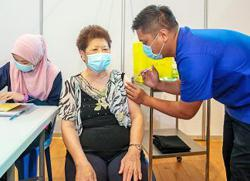 Brunei begins second phase of Covid-19 vaccination drive