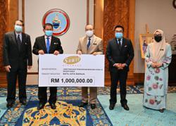 Sawit Kinabalu sponsors RM1 mil food baskets for Sabah
