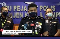 Cops cripple 'Gang Sakai' with arrest of 24 men