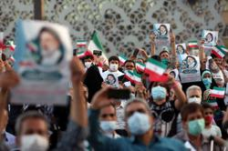 Iran accuses U.S. of meddling for criticising election