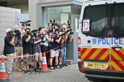 Hong Kong court grants bail to activist charged under security law