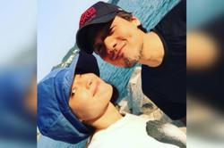 Actress Shu Qi claims husband Stephen Fung is 'not handsome enough'