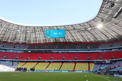 Soccer-UEFA prohibits 'rainbow' protest at Germany vs Hungary game