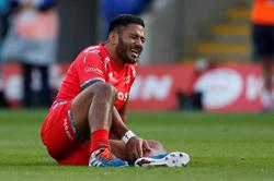 Rugby-Tuilagi pulls out of England squad due to injury