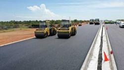 Cambodia-China expressway project expected to be ready ahead of schedule