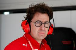 Motor racing-Ferrari grappling with excessive front tyre wear problem