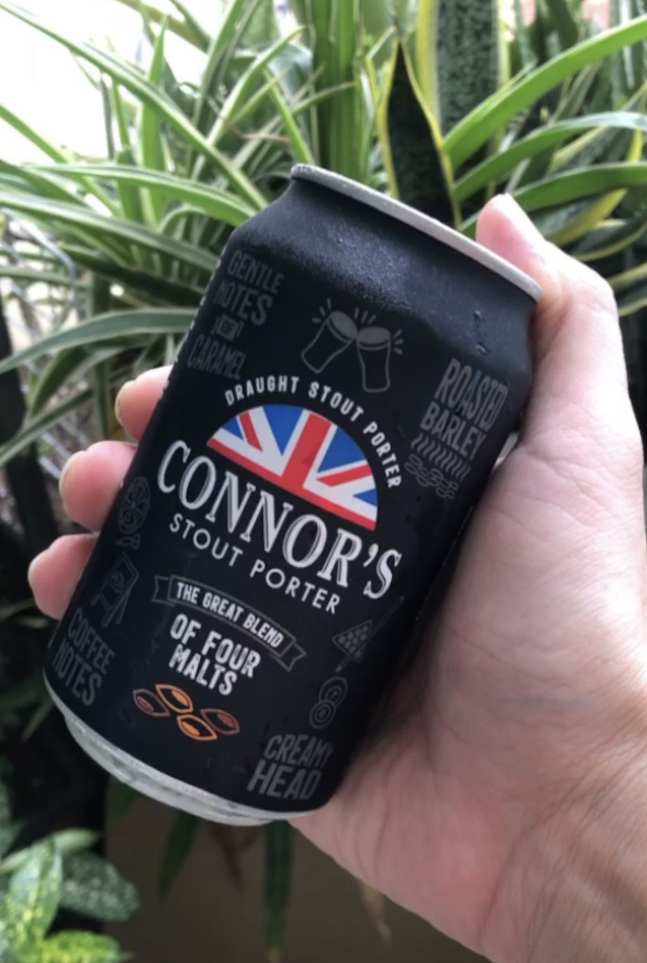 Connor's Stout recently launched a canned version. — Photo: THE STAR/Michael Cheang
