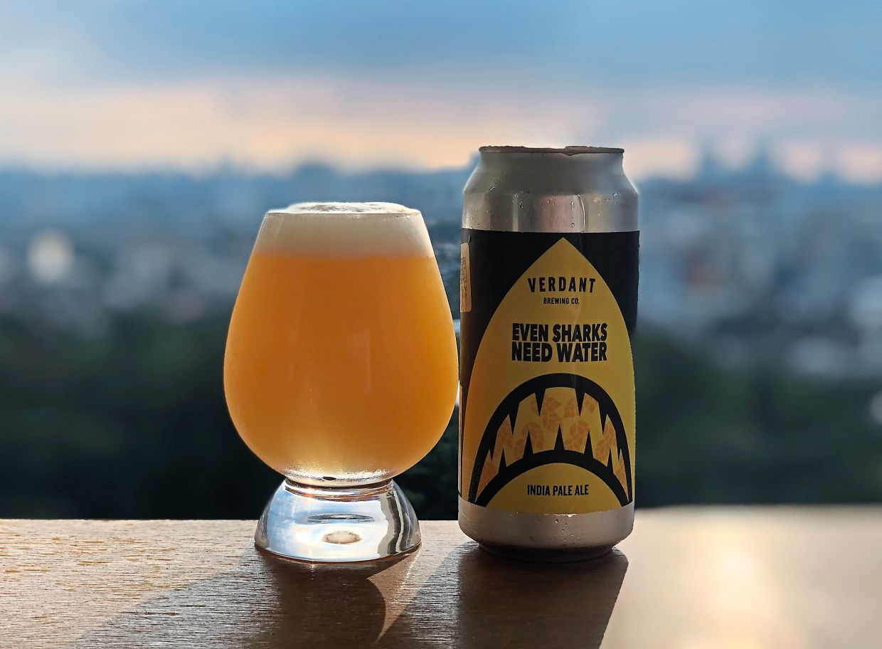 The hoppy and flavourful IPA is arguably the most common beer style amongst craft breweries these days. — Photo: THE STAR/Michael Cheang