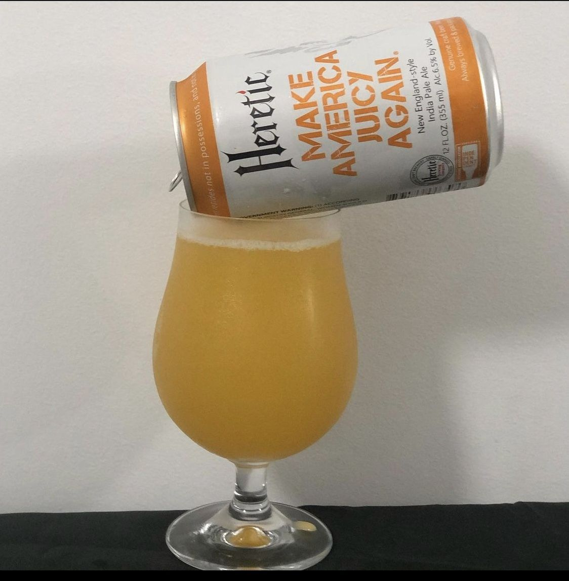 NEIPA beers tend to be cloudy in colour. — Photo: THE STAR/Michael Cheang
