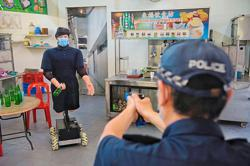 Tech boost to aid police training and surveillance