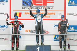 It feels like Spa for Nazim following three podium finishes