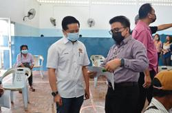 'Send more vaccines to Sabah'