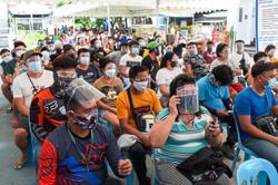 Vaccine or jail, Duterte warns Filipinos