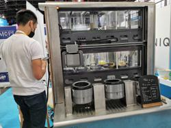 This machine can make lunch in less than two minutes