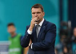 Slovak coach hopes to ride luck to last 16 against Spain