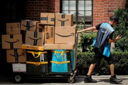 Amazon sees Prime Day sales boost amid supply chain snags