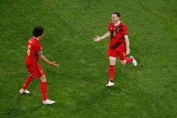 Own goal? Belgium's doubting Thomas feels he scored
