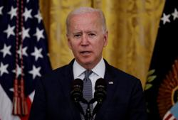 Biden sees work needed to address problems created by big tech firms -White House