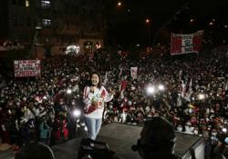 Washington calls Peru election 'fair' despite Fujimori claims of voter fraud