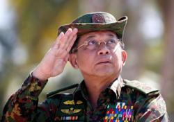 Myanmar junta leader thanks Russia for boosting military
